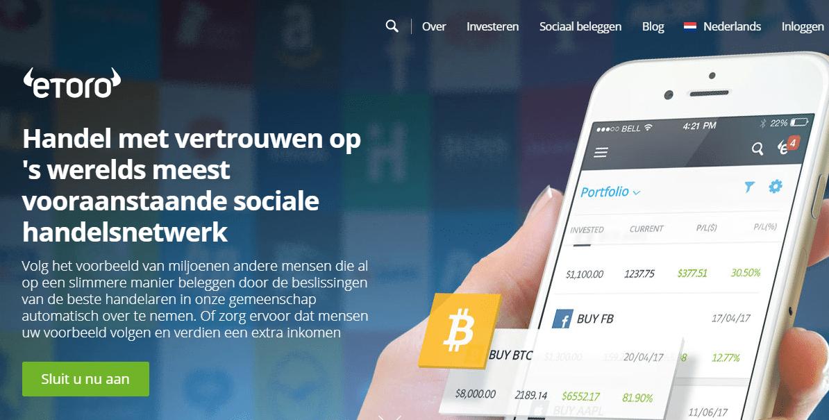 eToro review, is eToro een betrouwbare cryptocurrency exchange? - Beste Crypto Exchanges